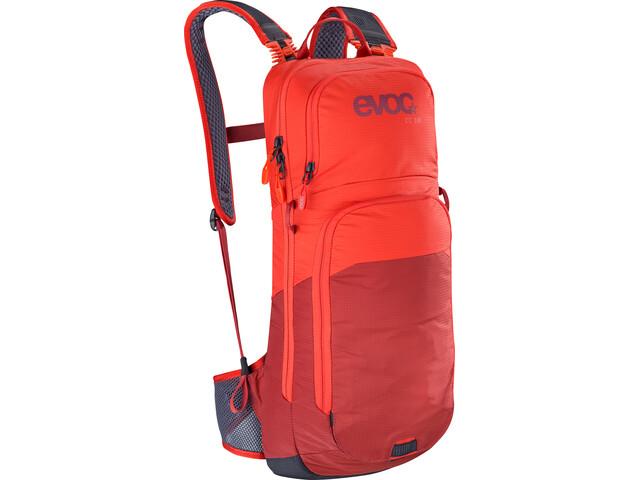 EVOC CC Lite Performance Backpack 10l Orange/Chili Red